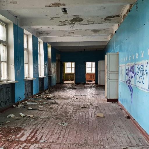 Alte Schule - Flur