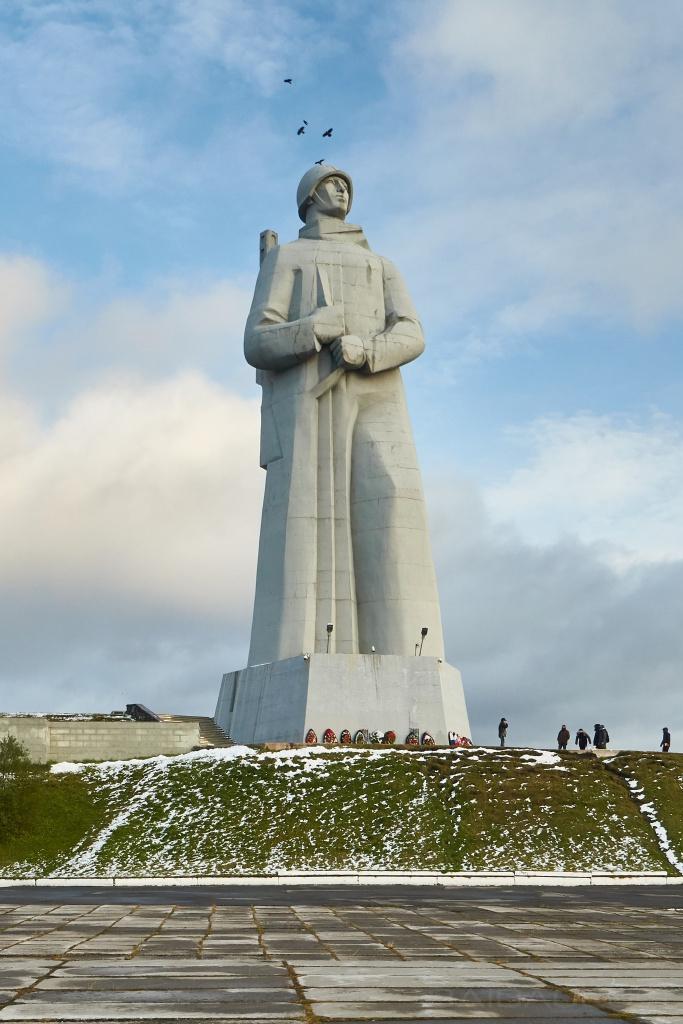 Alyosha Denkmal