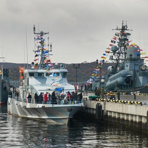 Besichtigung der Schiffe zum Stadtfest