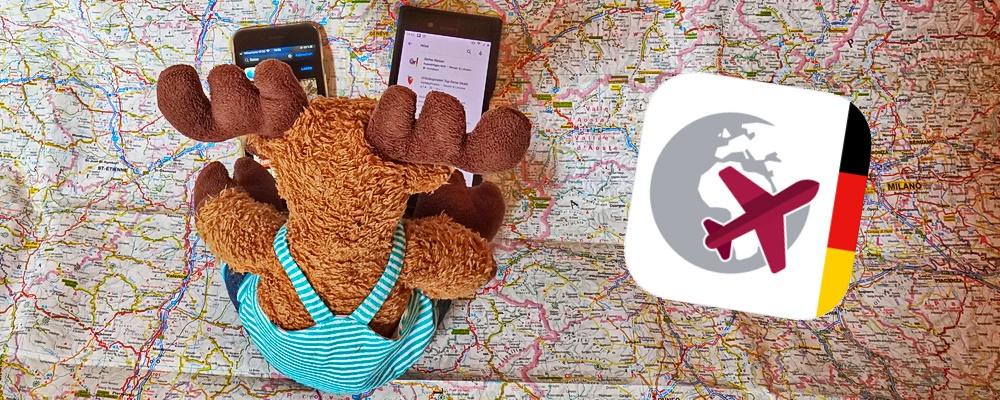 Hauge Apps Sicher Reisen