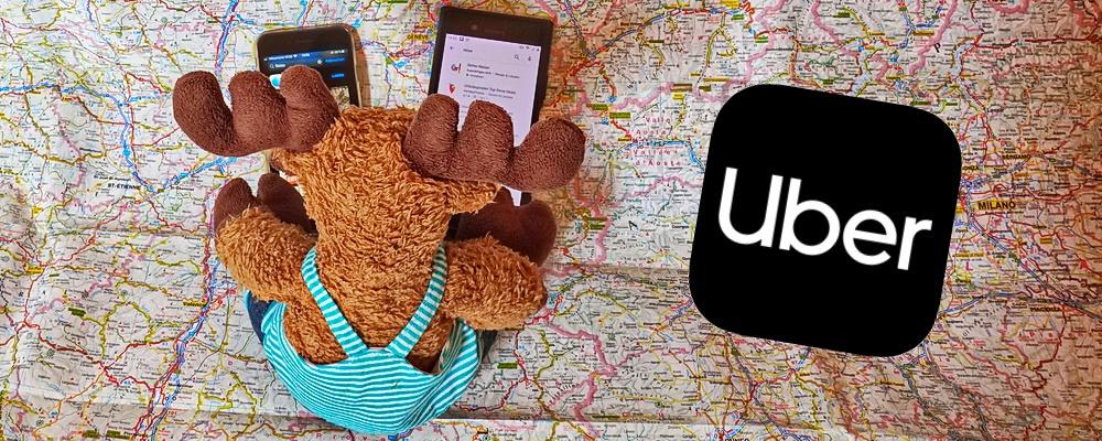 Hauge Apps Uber