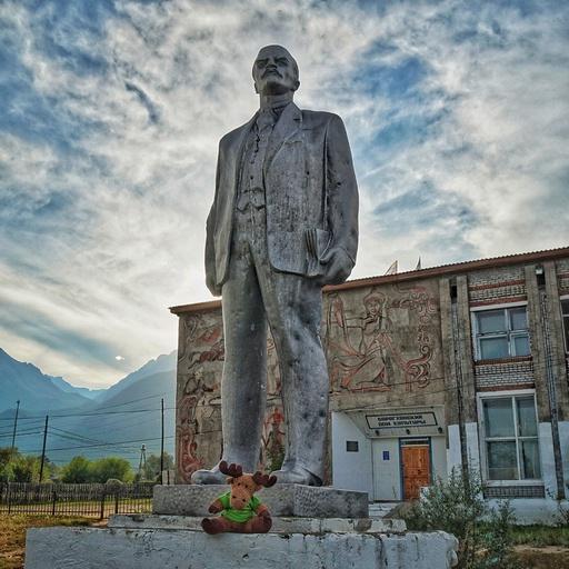 Hauge Sibirien Lenin