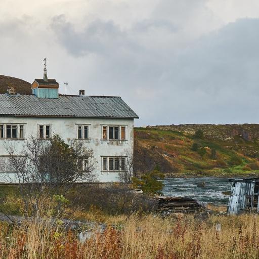 Kirche in Teriberka