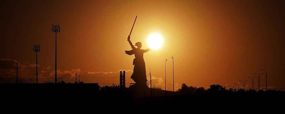 Russland Mutter Vaterland