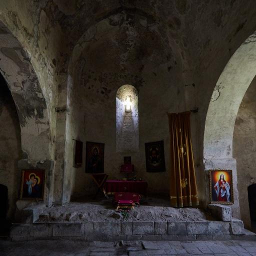 Alte Kirche von Khdzoresk