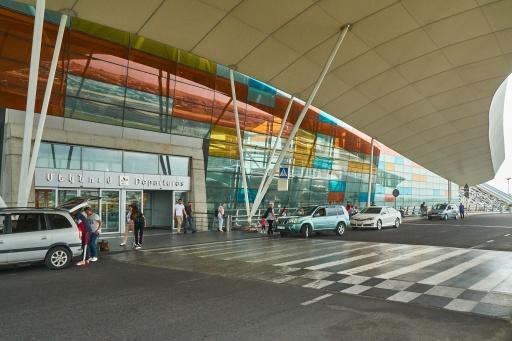 Internationaler Flughafen Swartnoz
