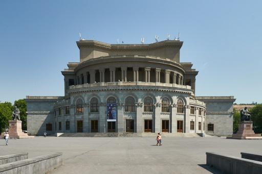 Jerewan Opernhaus