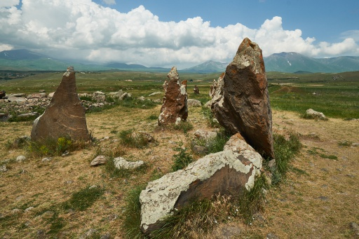 Karahunj Armenisches Stonehenge