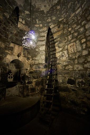 Katakomben im Kloster Chor Virap