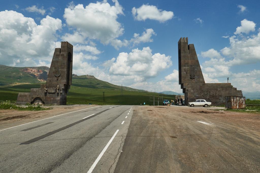 Vorotan Pass