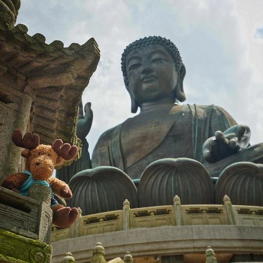 Hauge Lantau Buddha