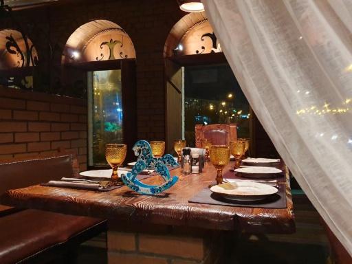 Restaurant in Murmansk