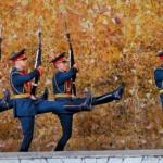 Russland Soldaten