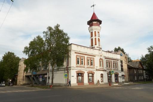 Feuerwache in Syktywkar