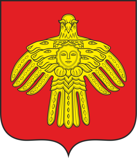 Wappen der Republik Komi
