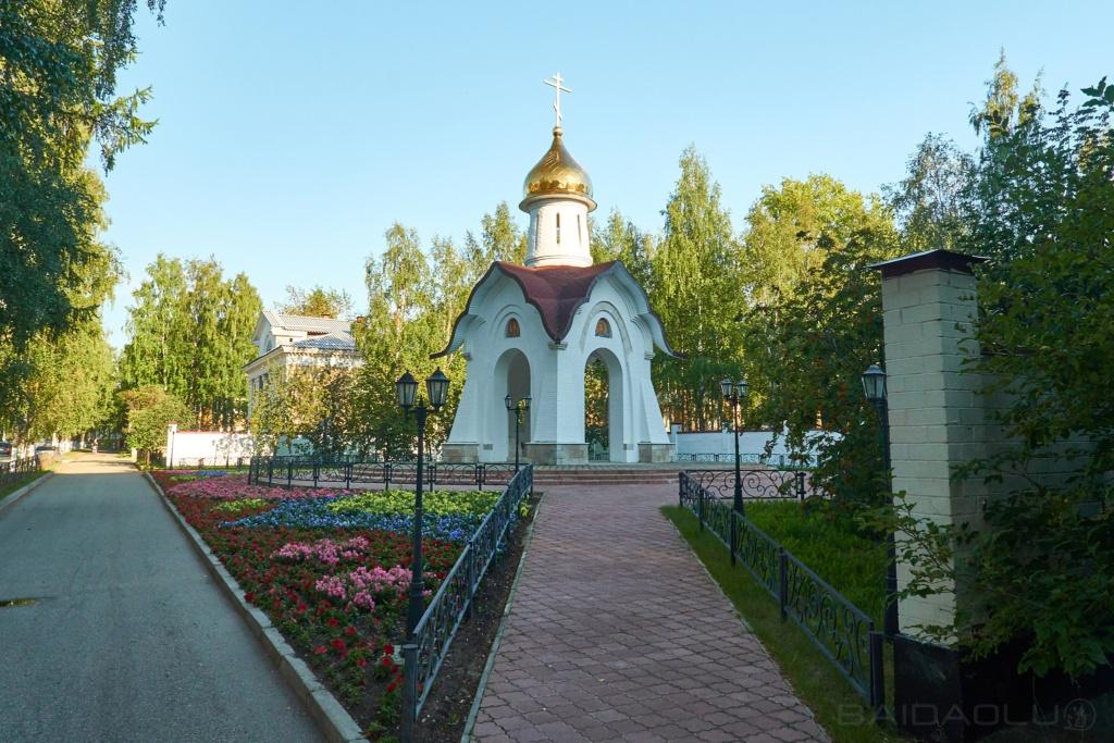 Kapelle in Uchta