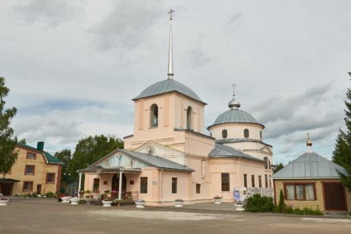 Kirche in Syktywkar