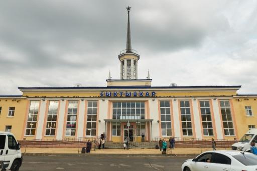 Syktywkar Hauptbahnhof